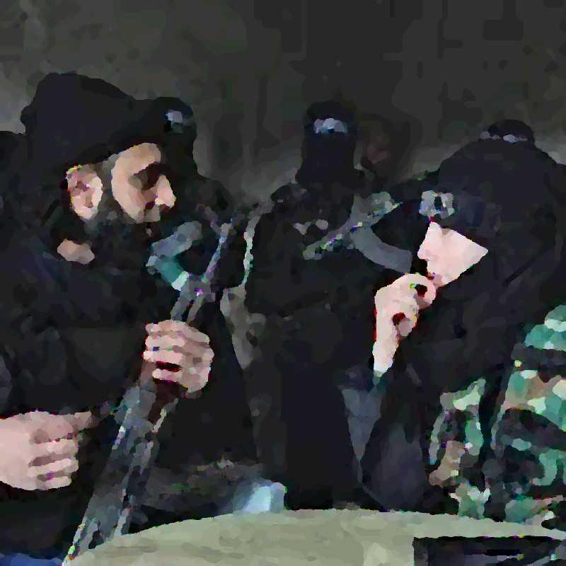جهاد وغرام في سوريا