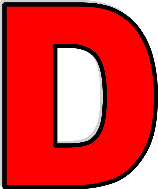 Red D 1