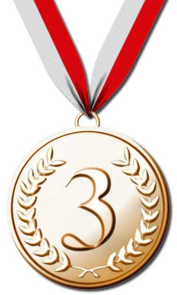 Third Bronze