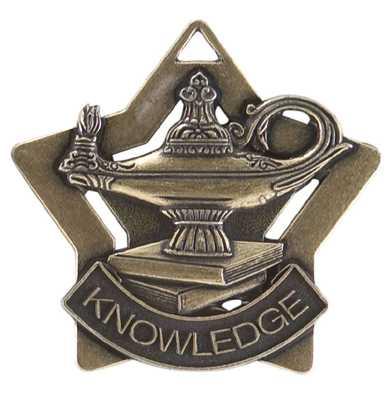 ميدالية المعرفة 6
